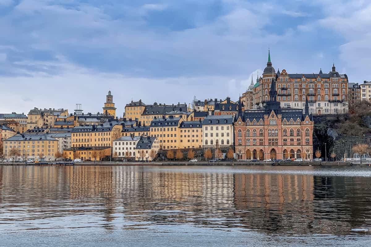 Bild av Stockholm